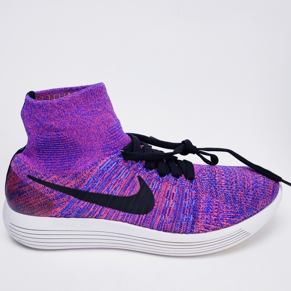 cheaper acd7a 701cb NEW Nike Lunarepic Flyknit Mens Size 10.5